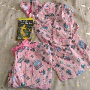 NWT Wondershop Hygge Flannel PJs